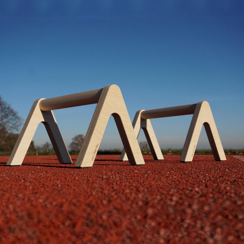 Liegestuetzgriffe MAX, Stapelbar, Sicher trainieren, Körpergewichtstraining, Sportgerät